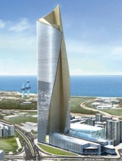 Al Hamra Complex, Kuwait