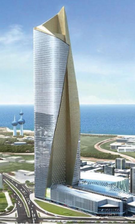 Al-Hamra-Complex,-Kuwait